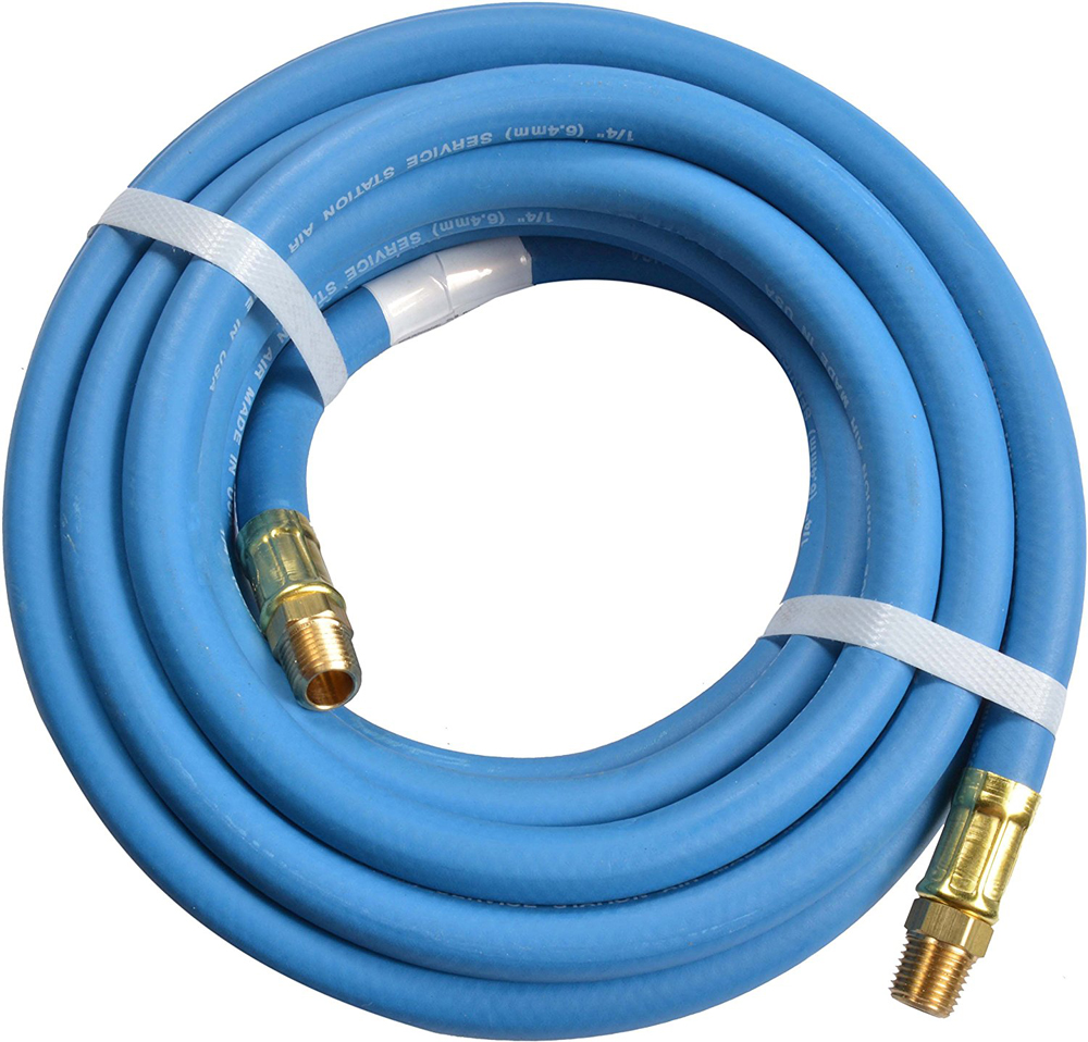 """Image of """"Continental Elite 1/4"""""""" x 50 ft. Service Station Air Hose"""""""