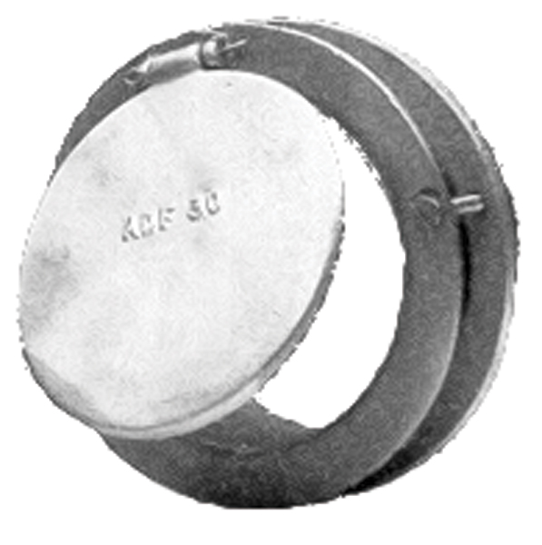"Image of ""Goodyear 3"""" Exhaust Hose Door Port"""