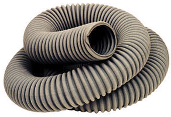 Continental Automotive Shop Flexible Exhaust Hose (2 Sizes) -  4 inch x 11 foot hose