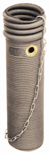 Goodyear Exhaust Hose Adapters -  Bell-Shaped Adapter Hose 2-1/2 in.