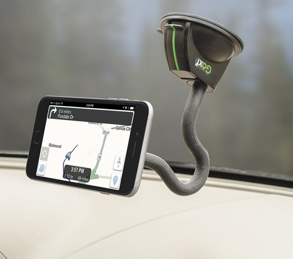 goxt windshield mount magnetic phone holder