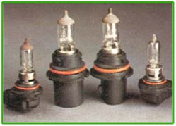 Image of Economy 9000 Series Halogen Bulbs - 9007 Style