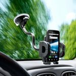 Bracketron Grip-iT Rotating Windshield Mounted Mobile Device Holder