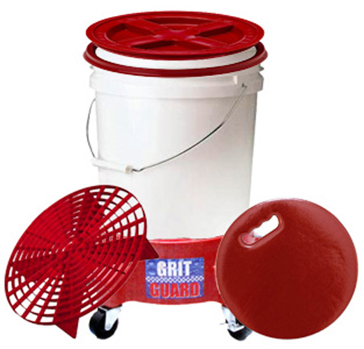 Image of Grit Guard Wash Bucket Combinations - Bucket Lid Cushion & Insert