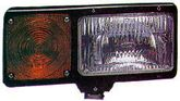 Grote Perlux® Snowplow Light Kit With Harness