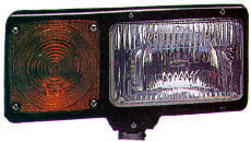 Image of Grote Perlux Snowplow Light Kit With Harness