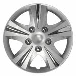 GT 5 Chrome Plated Wheel Covers (Set of 4)