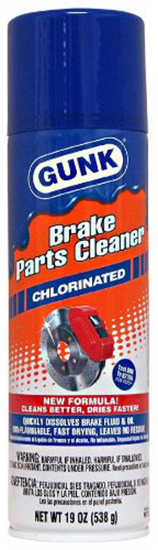 Image of Gunk Brake Cleaner (19 oz)