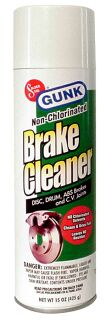Image of Gunk Non-Chlorinated Brake Cleaner (14 oz)