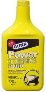 GUNK Power Steering Fluid, (32 oz. )