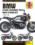 BMW R nineT, Scrambler, Pure, Racer & Urban G/S Haynes Repair Manual (2014-2018)
