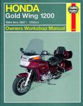 Haynes Honda Gold Wing 1200 (1984 thru 1987)