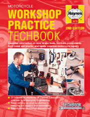 Haynes Motorcycle Workshop Practice TechBook (2nd Edition)