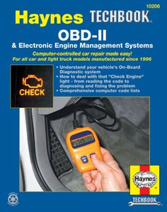 Haynes OBD-II Electronic Engine Management Systems Manual