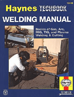 Haynes Techbook Welding Manual