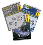 Haynes Vehicle Repair Manuals