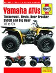 Haynes Yamaha YFM350 and YFM400 (ER and Big Bear) ATVs (1987 to 2009)