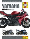 Yamaha YZF-R1 Haynes Repair Manual (2004-2006)