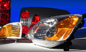 Headlight, Tail Light, Fog & Signal Lamp Assemblies