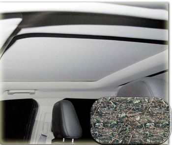 Heads-Up OptionZ Camo Stylized Sunroof Fabric Recovery Kit