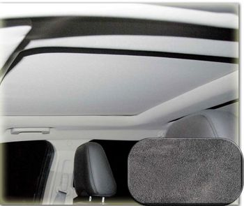 Heads-Up OptionZ Suede Stylized Sunroof Fabric Recovery Kit