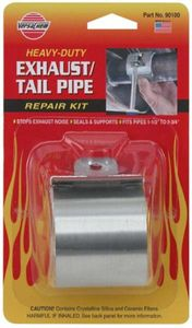 Heavy Duty Exhaust & Tail Pipe Clamp