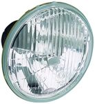 Hella 135mm H1 Single High Beam Headlamp - Off Road Only