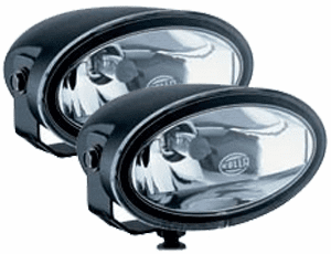 Hella FF50 Free Form Driving Lamp Kit