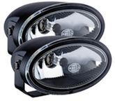 Hella FF50 Free-Form Fog Lamp Kit
