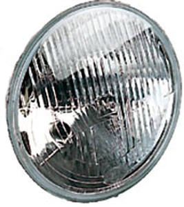 "Image of ""Hella High Performance 7"""" Halogen HB2 Conversion Headlamp - Street Legal"""