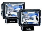 Hella Micro Free-Form Fog Lamp Kit