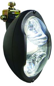 Hella Oval 100 FL Dual Beam Forklift Lamp