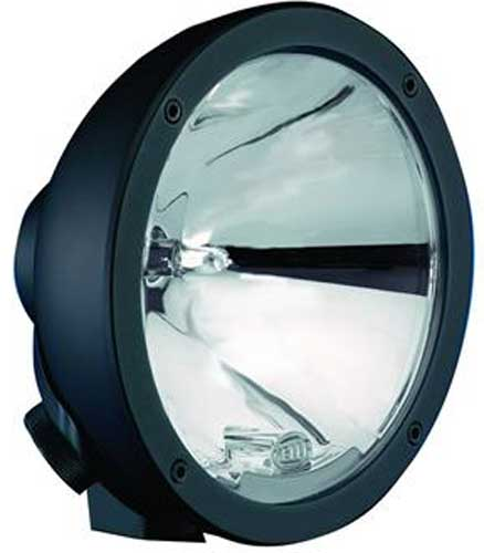 Image of Hella Rallye 4000 Black Compact Lamp