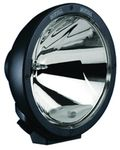 Hella Rallye 4000FF Single Black Halogen Lamp