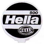 Hella Replacement Stone Shield for Round 500 Series  Fog Lamps