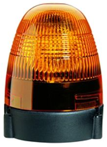 Hella Rotafix Amber Rotating Halogen Light