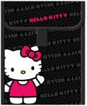 Hello Kitty Waving Attachable Car Litter Bag