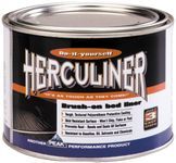 Herculiner Black Brush-On Truck Bed Liner (Quart)
