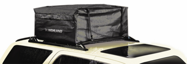 Image of Highland 15 Cu. Ft. Rainproof Car Top Carrier w/Storage Sack