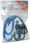 "Highland 18"" Heavy Duty Stretch Cord (2 Pack)"