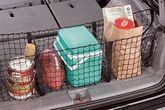 Highland Universal 3-Pocket Cargo Storage Net