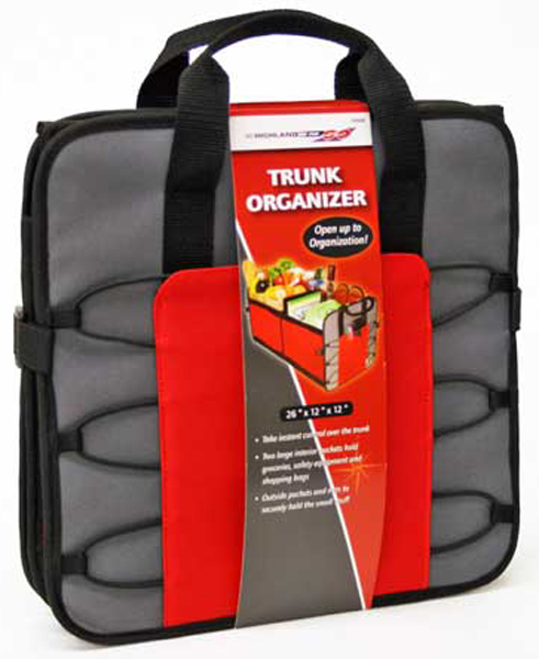 Highland Collapsible Trunk Organzier