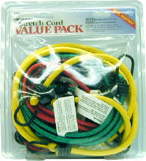 Image of Highland 20 Pc. Stretch Cord Value Pack