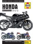 Honda CBR600RR Haynes Repair Manual (2007-2012)