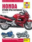 Honda ST1300 & ST1300A Haynes Repair Manual (2002-2011)