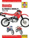 Honda XL/XR600R and XR650L/R Haynes Repair Manual (1983 - 2008)