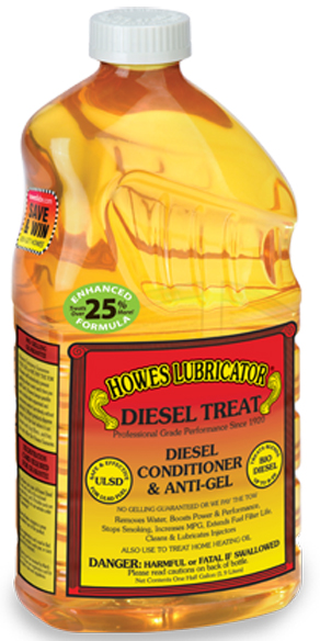 Image of Howes Diesel Treatment With Anti-Gel ( Gallon)