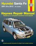 Hyundai Sante Fe Haynes Repair Manual (2001-2012)