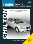 Hyundai Sonata Chilton Repair Manual (1999-2014)