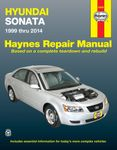 Hyundai Sonata Haynes Repair Manual (1999-2014)